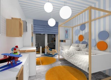 pok j dzieci cy jak zaprojektowa. Black Bedroom Furniture Sets. Home Design Ideas