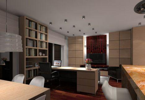 Projekt apartamentu dla dwóch osób - MKdezere projektowanie wnętrz Warszawa