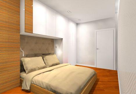 Sypialnia i pokój gościnny duża szafa