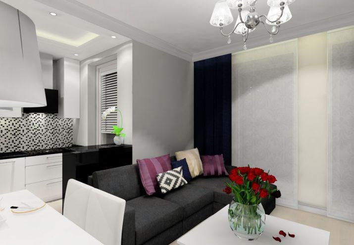 Projekt mieszkania w stylu klasycznym
