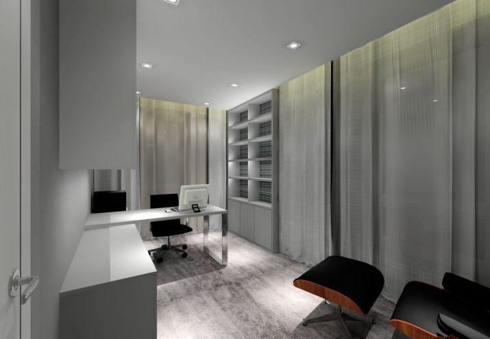 Projektowanie gabinetu