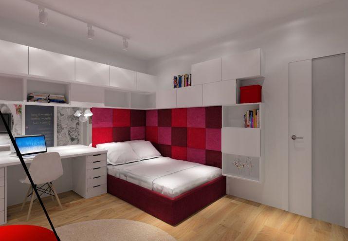 Projektowanie wnętrz pokoju dziecka